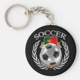 Portugal Soccer 2016 Fan Gear Keychain