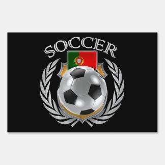 Portugal Soccer 2016 Fan Gear Sign
