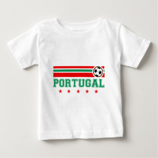 Portugal Soccer Baby T-Shirt