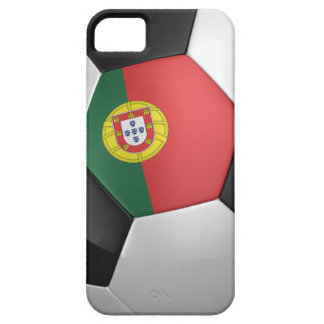 Portugal Soccer Ball iPhone SE/5/5s Case