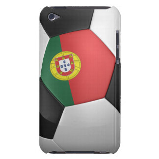 Portugal Soccer Ball iPod Touch Case