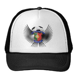 Portugal Soccer Champions Hats