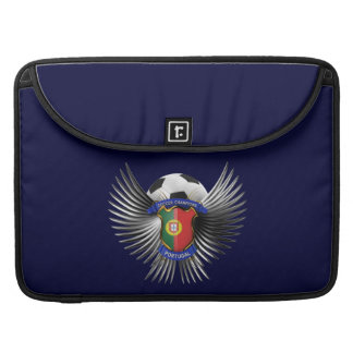 Portugal Soccer Champions MacBook Pro Sleeve