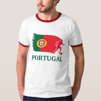 Portugal Soccer Flag T-Shirt