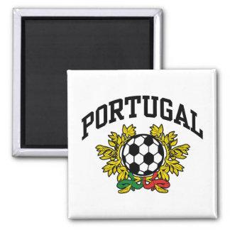 Portugal Soccer Fridge Magnet