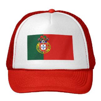 Portugal Soccer Trucker Hat