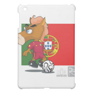 Portugal Soccer iPad Case