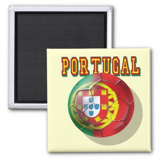 Portugal Soccer Magnets