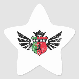 Portugal soccer star sticker