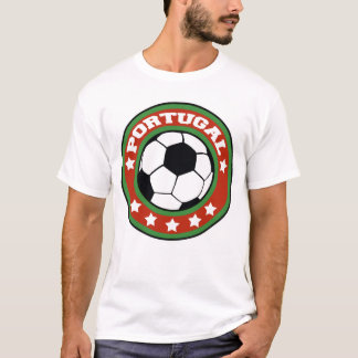 Portugal Soccer T-Shirts