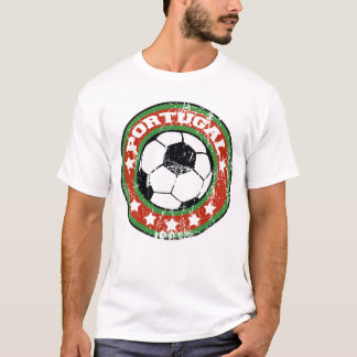 Portugal Soccer T-Shirts (distressed)