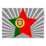 Portugal Star Card