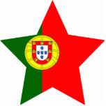 Portugal Star Photo Sculpture