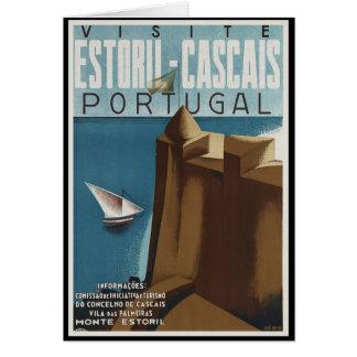 Portugal Tarjeta De Felicitación