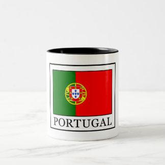 Portugal Two-Tone Coffee Mug