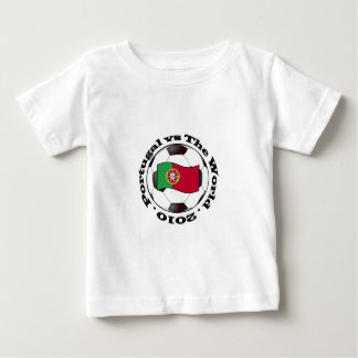 Portugal vs The World Baby T-Shirt