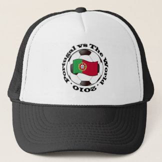 Portugal vs The World Trucker Hat