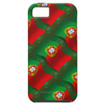 Portugal Waving Flag iPhone 5 Case