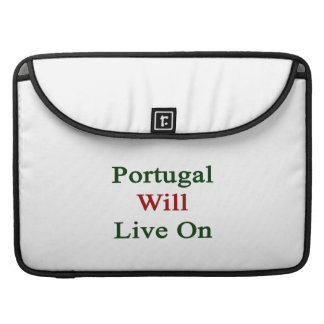 Portugal Will Live On Sleeve For MacBook Pro