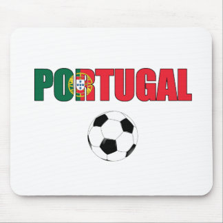 Portugal World Cup 2010 Mouse Pad