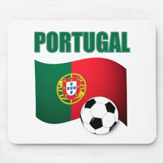 Portugal world cup t-shirt mouse pad