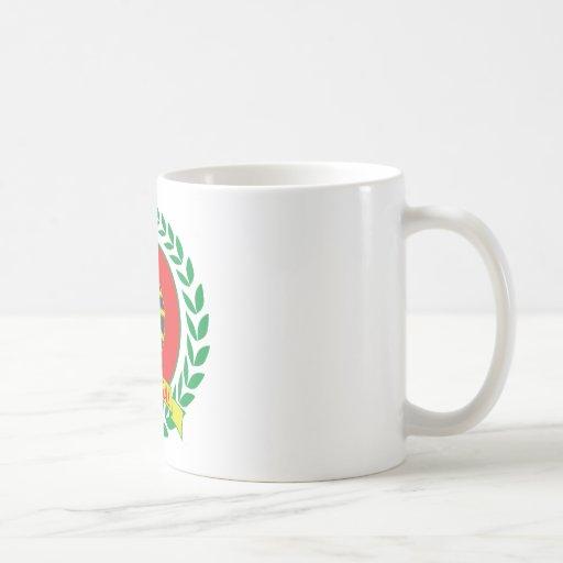 Portugal Wreath Coffee Mug