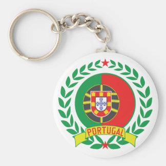 Portugal Wreath Keychain
