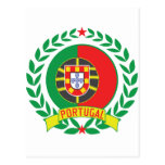 Portugal Wreath Post Cards