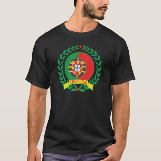 Portugal Wreath T-Shirt