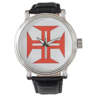 Portugal Wristwatch* cruzado Reloj