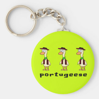 Portugeese Keychain