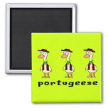 Portugeese Magnet
