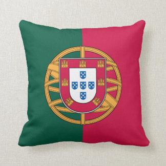 Portugese Flag Pillow