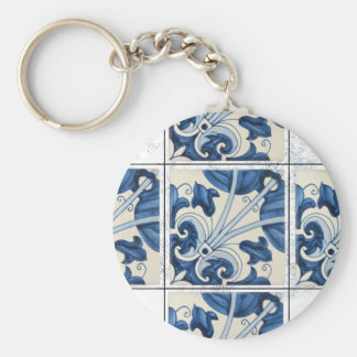 Portugese -  TILE Key Chain