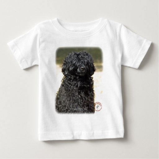 Portugese Water Dog 9R016D-151 Baby T-Shirt