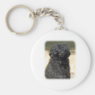 Portugese Water Dog 9R016D-151 Key Chain