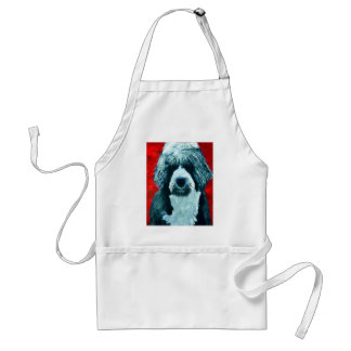 Portugese Water Dog Adult Apron