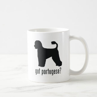 Portugese Water Dog Coffee Mug