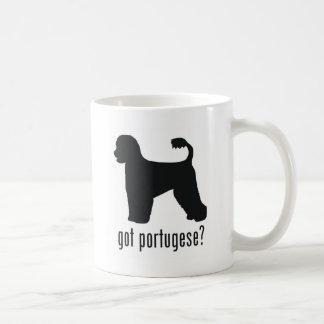 Portugese Water Dog Mugs