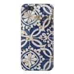 Portugués Azulejo del vintage iPhone 5 Coberturas