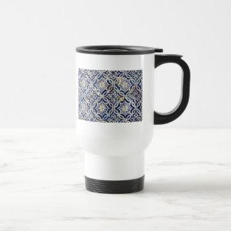 Portugués Azulejo del vintage Tazas De Café