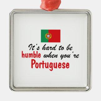 Portugués humilde adorno de reyes