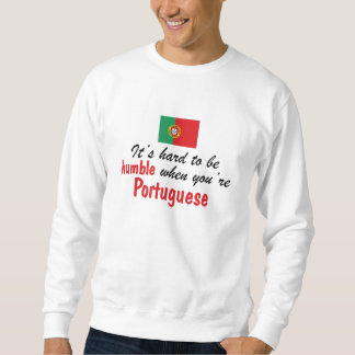 Portugués humilde sudaderas encapuchadas