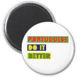 Portugués mejora imán de frigorífico