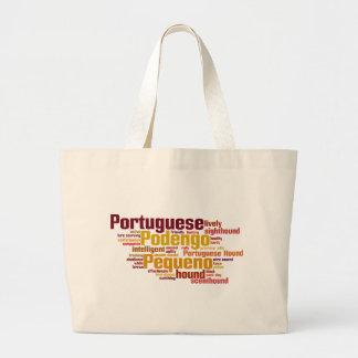 Portugués Podengo Pequeno Bolsa