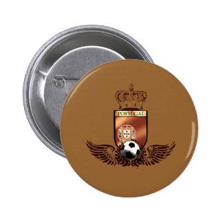 Portuguesa de Brasão dos fás de futebol Pin