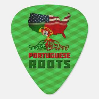 Portuguese American Roots Guitar Pick