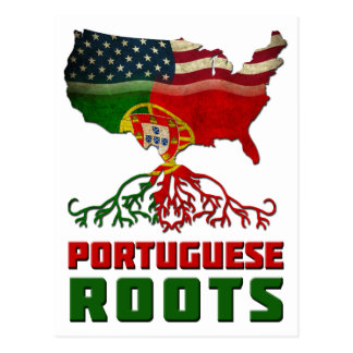 Portuguese American Roots Post Cards