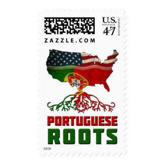 Portuguese American Roots Postage