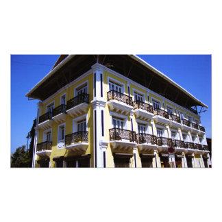Portuguese Architecture in Goa India Photo Print
